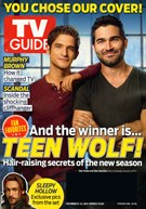TV Guide Magazine 12/9/2013