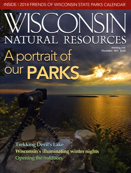 Wisconsin Natural Resources Cover - 12/1/2013