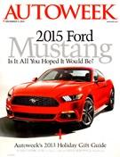 Autoweek Magazine 12/9/2013