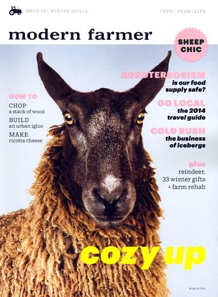 Modern Farmer Cover - 12/1/2013
