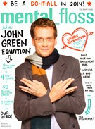Mental Floss Magazine 12/1/2013