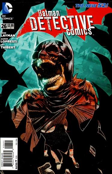 Detective Comics Cover - 2/1/2014
