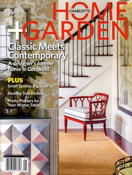 Charlotte Home & Garden Cover - 12/1/2013