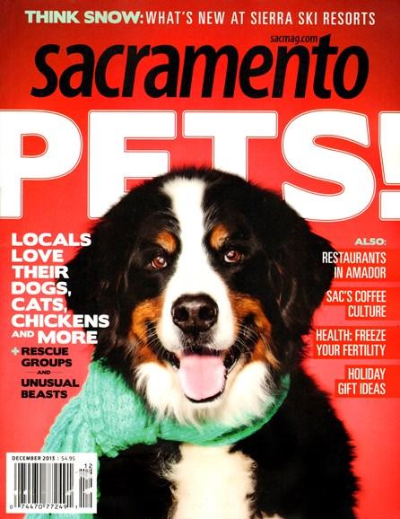 Sacramento Cover - 12/1/2013