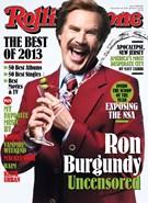 Rolling Stone Magazine 12/19/2013
