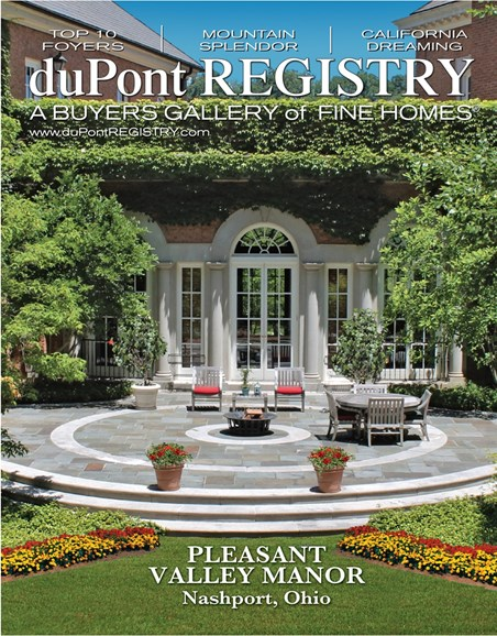 Dupont Registry Of Fine Homes Cover - 10/1/2013