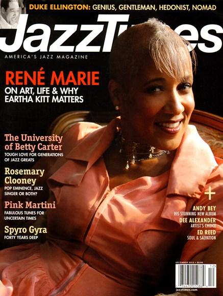 JazzTimes Cover - 12/1/2013