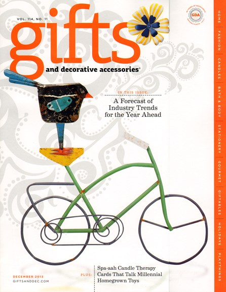 Gifts And Decorative Accessories Cover - 12/1/2013