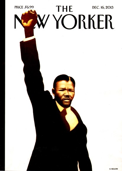 The New Yorker Cover - 12/16/2013