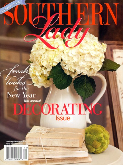 Southern Lady Cover - 1/1/2014