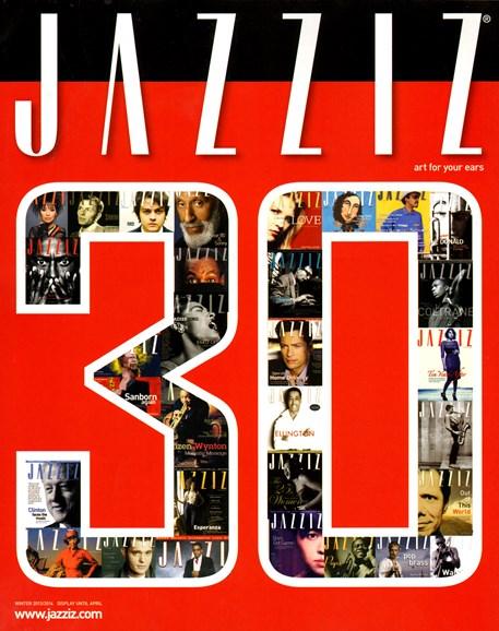 Jazziz Cover - 12/1/2013