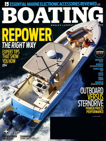 Boating Cover - 1/1/2014