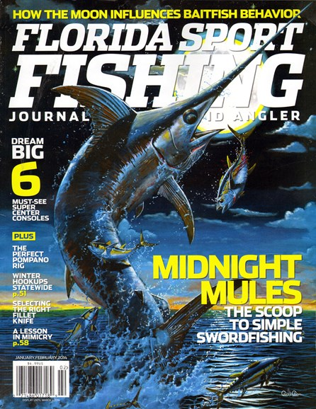 Florida Sport Fishing Cover - 1/1/2014