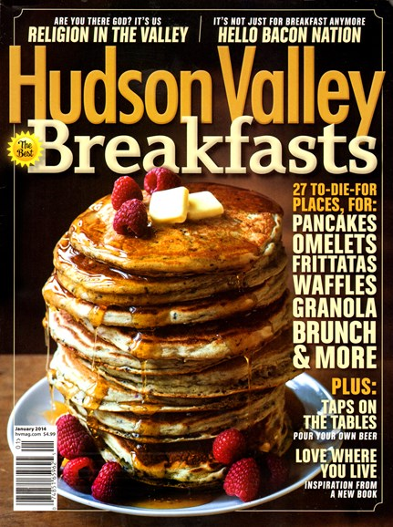 Hudson Valley Cover - 1/1/2014