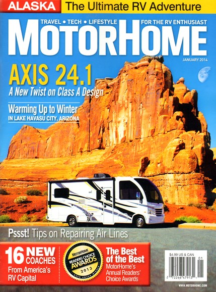 MotorHome Cover - 1/1/2014