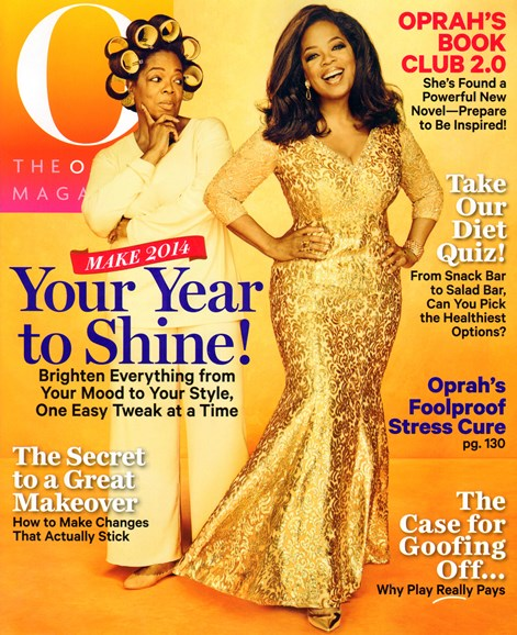 O The Oprah Cover - 1/1/2014