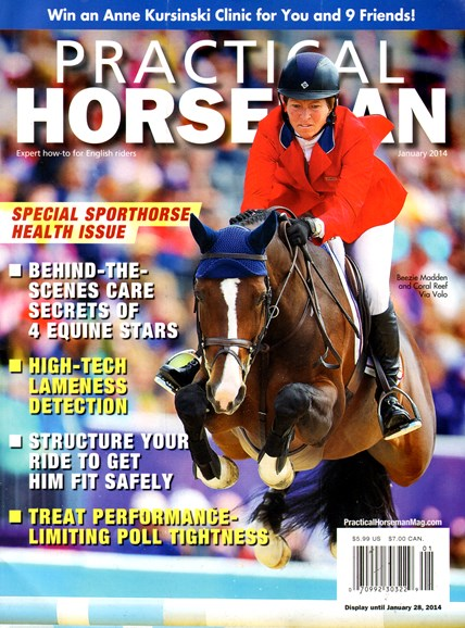 Practical Horseman Cover - 1/1/2014