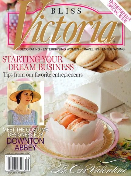 Victoria Cover - 1/1/2014