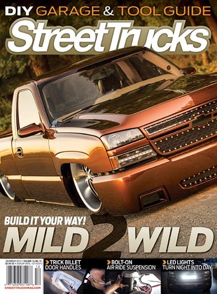 Street Trucks Cover - 12/1/2013