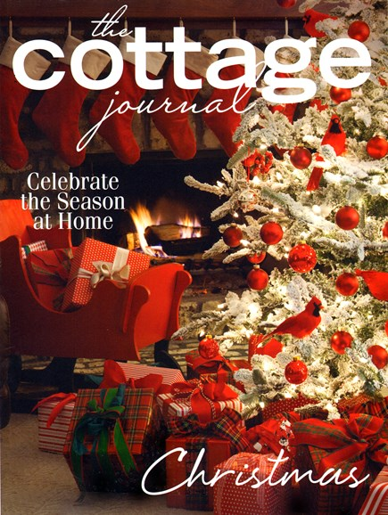 The Cottage Journal Cover - 12/1/2013