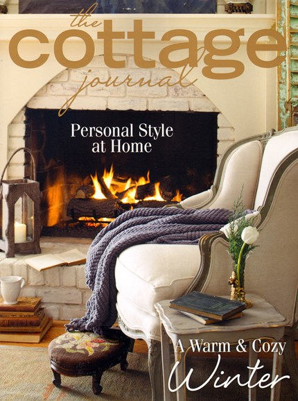 The Cottage Journal Cover - 1/1/2014