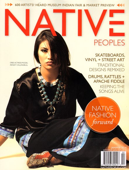 Native Peoples Cover - 1/1/2014