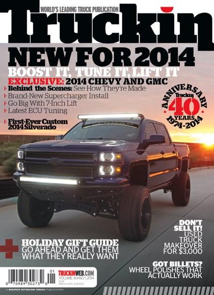 Truckin' Cover - 12/1/2013