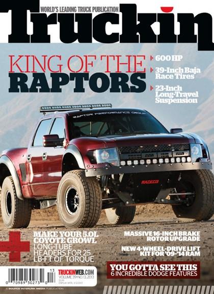 Truckin' Cover - 11/1/2013