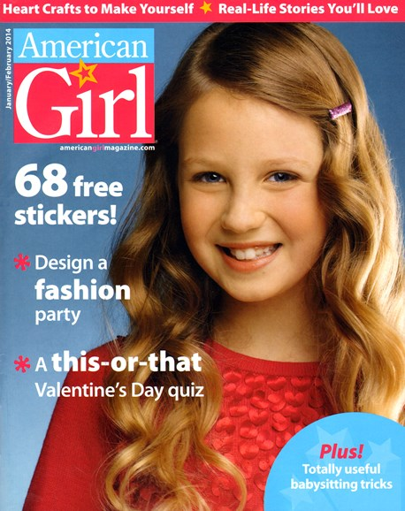 American Girl Cover - 1/1/2014