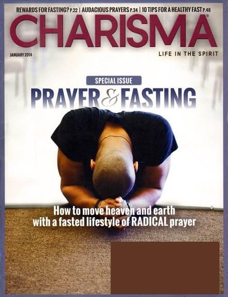 Charisma Cover - 1/1/2014