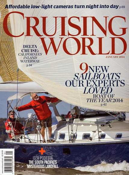 Cruising World Cover - 1/1/2014