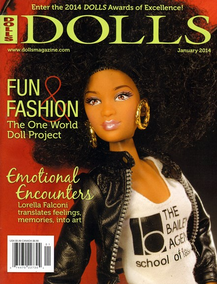 Dolls Cover - 1/1/2014