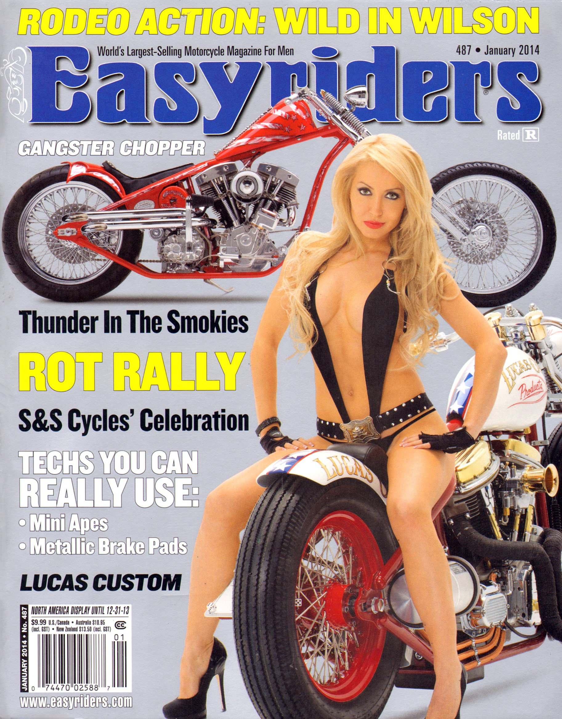 Best Price for Easyriders Magazine Subscription