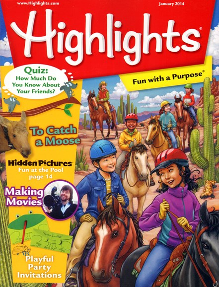 Highlights Cover - 1/1/2014