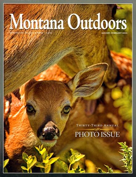 Montana Outdoors Cover - 1/1/2014