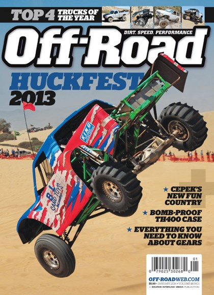 Dirt Sports & Off-Road Cover - 1/1/2014
