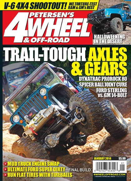 4 Wheel & Off-Road Cover - 1/1/2014