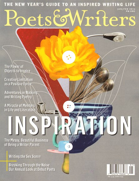 Poets & Writers Cover - 1/1/2014