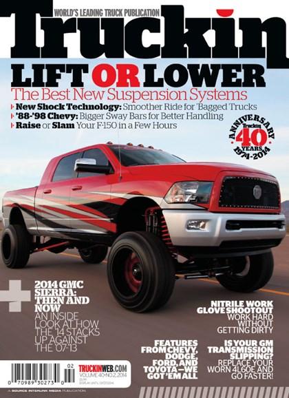 Truckin' Cover - 1/1/2014
