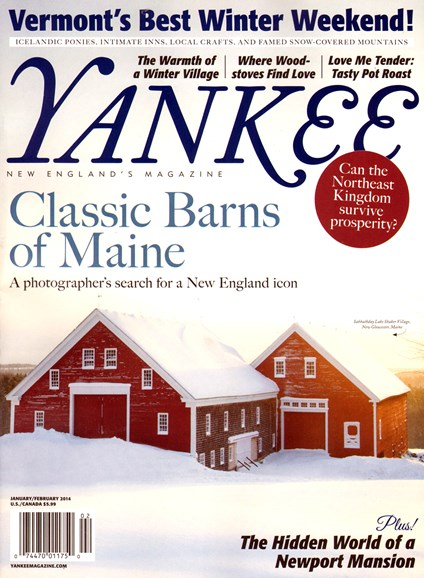 Yankee Cover - 1/1/2014