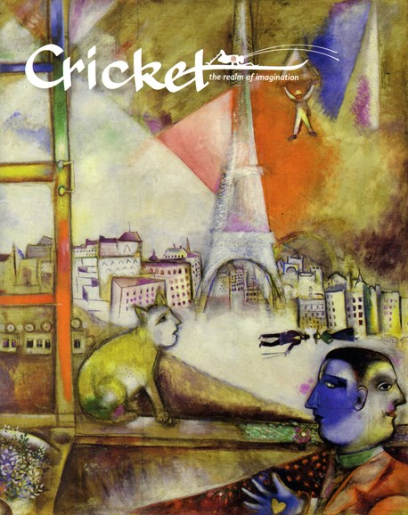 Cricket Cover - 1/1/2014