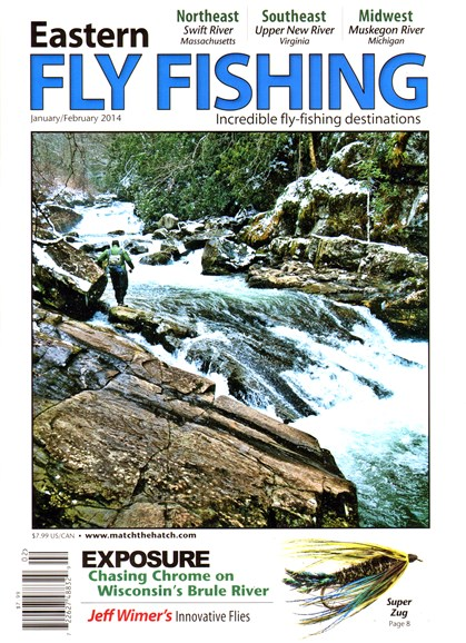 Eastern Fly Fishing Cover - 1/1/2014