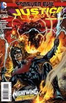 Justice League Comic 1/1/2014