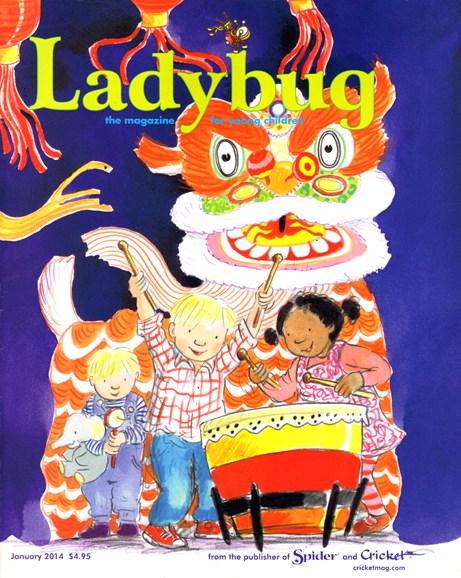 Ladybug Cover - 1/1/2014