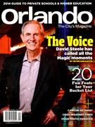 Orlando Magazine 1/1/2014