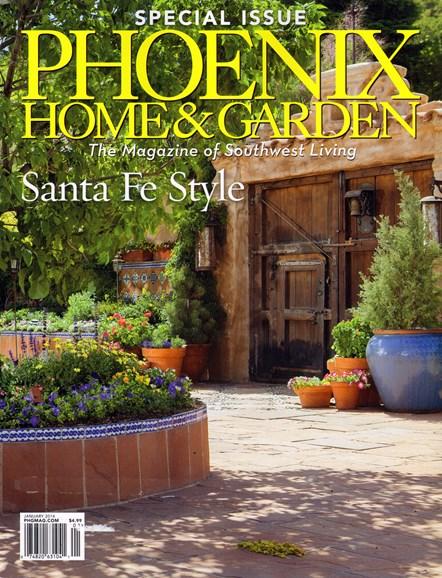 Phoenix Home & Garden Cover - 1/1/2014