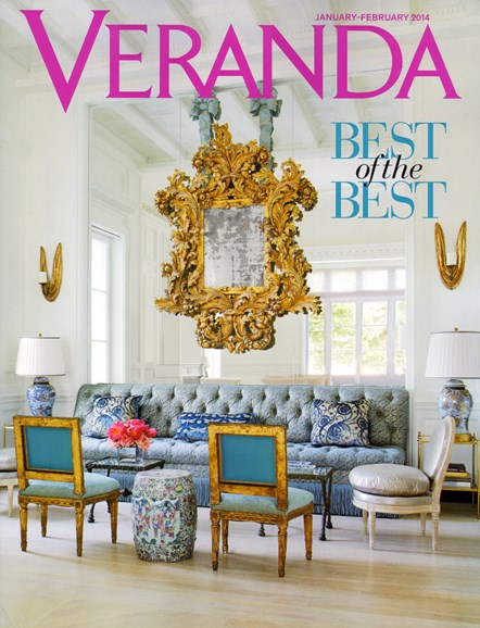 Veranda Cover - 1/1/2014