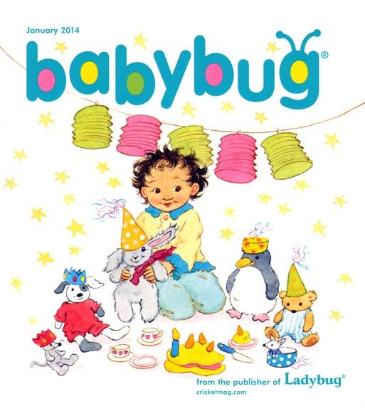 Babybug Cover - 1/1/2014
