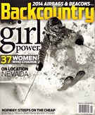 Backcountry Magazine 1/1/2014