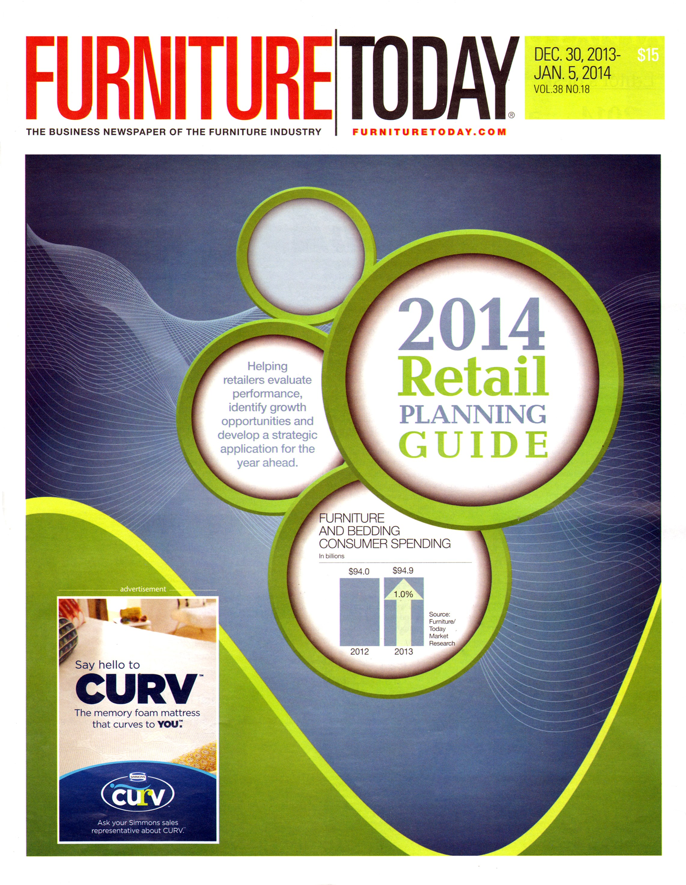 Best Price for Furniture/Today Magazine Subscription